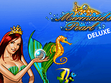 Автомат Mermaid's Pearl Deluxe от Вулкан клуба